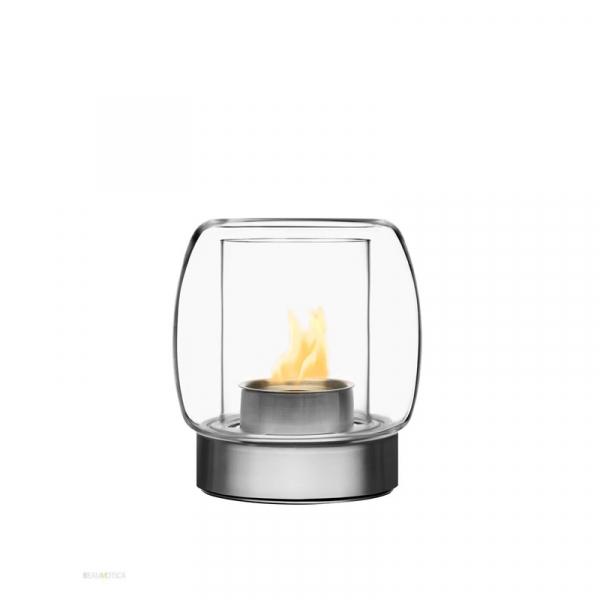 Fireplace sfeerhaard 255 mm helder