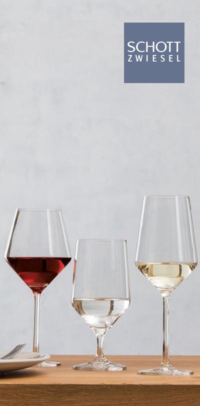 De mooiste wijnglazen