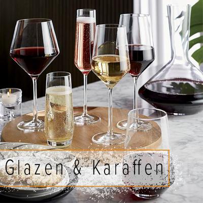 Glazen en Karaffen1