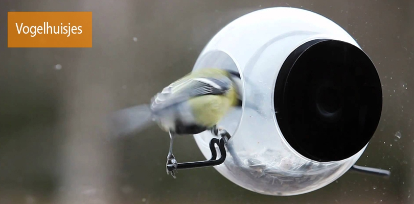 Vogelhuisjes