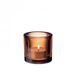 Waxinelichthouder 6 cm Sevilla Oranje