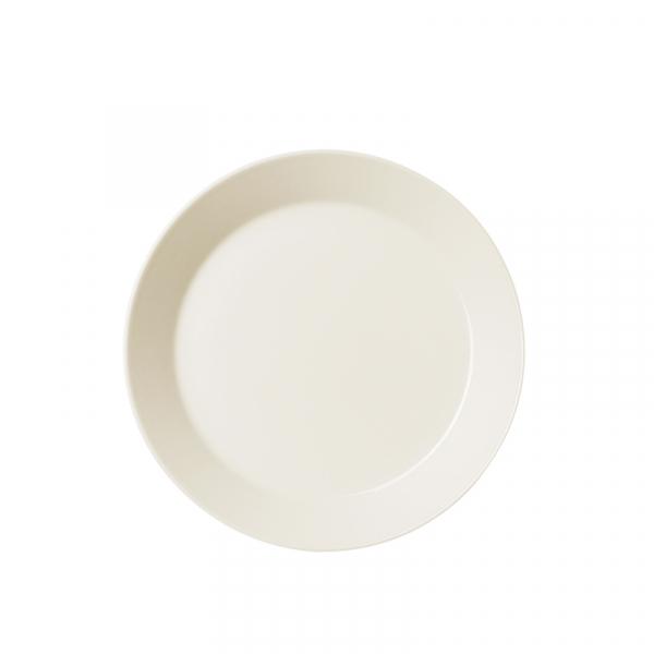 Ontbijtbord 21 cm wit