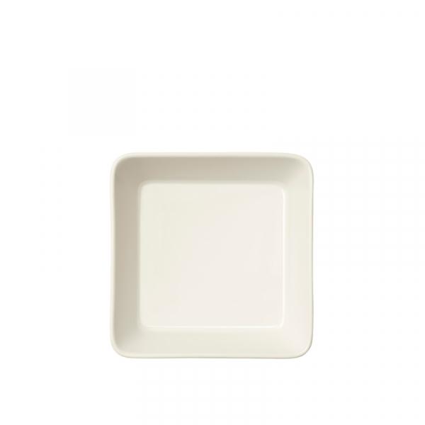 Schaal 16 x 16 cm wit