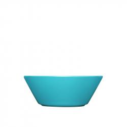 Schaaltje 15 cm turquoise