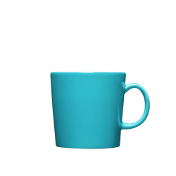 Beker 0,3 l turquoise