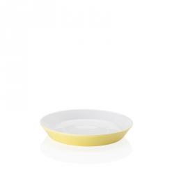Koffieschotel 15 cm Geel