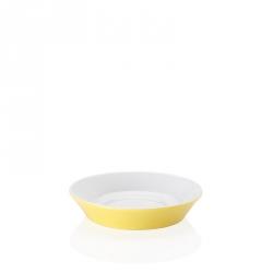 Espressoschotel 10 cm Geel