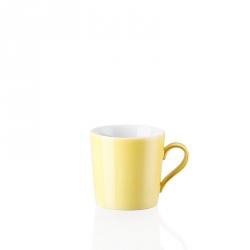 Espressokop 0,11 l Geel
