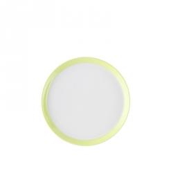 Gebaksbord 18 cm Groen