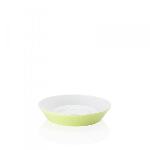 Espressoschotel 10 cm Groen