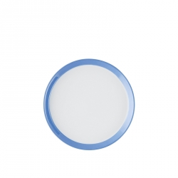 Gebaksbord 18 cm Blauw