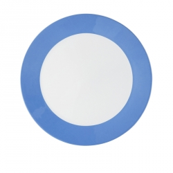 Onderbord 32 cm Blauw
