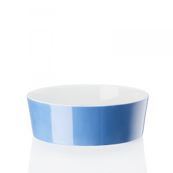 Schaal 21 cm Blauw