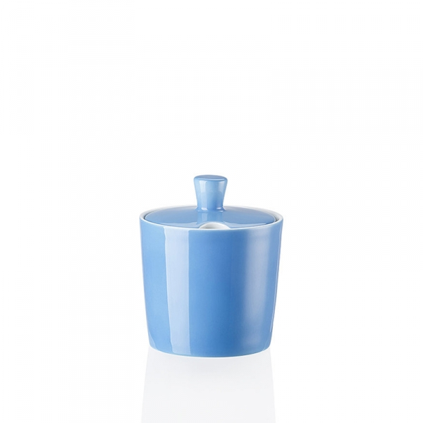 Suikerpot Blauw