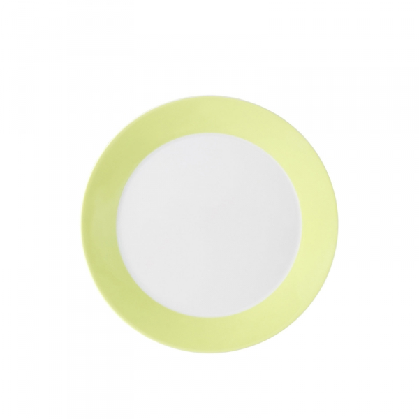 Ontbijtbord 22 cm Groen