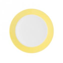 Dinerbord 27 cm Geel