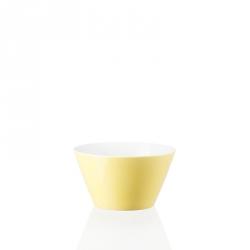 Schaaltje 12 cm Geel