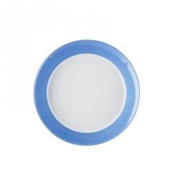 Bord diep 21 cm Blauw