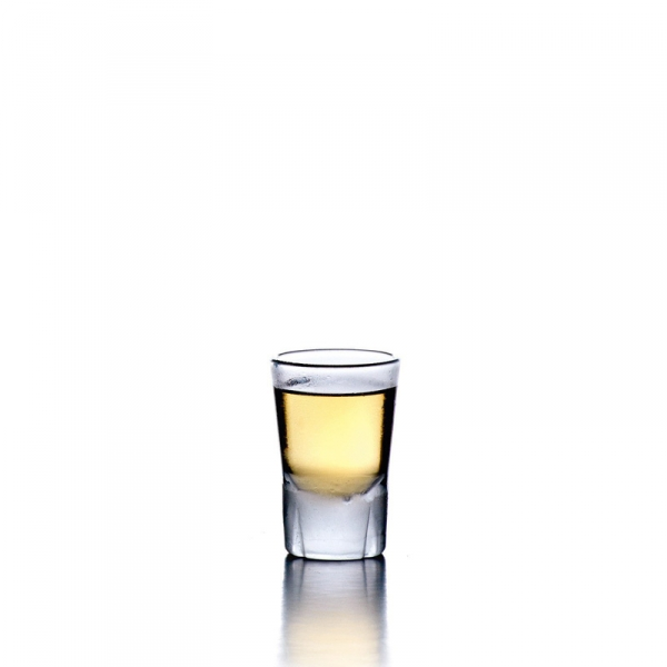 Shotglazen 0,04 l, per 6