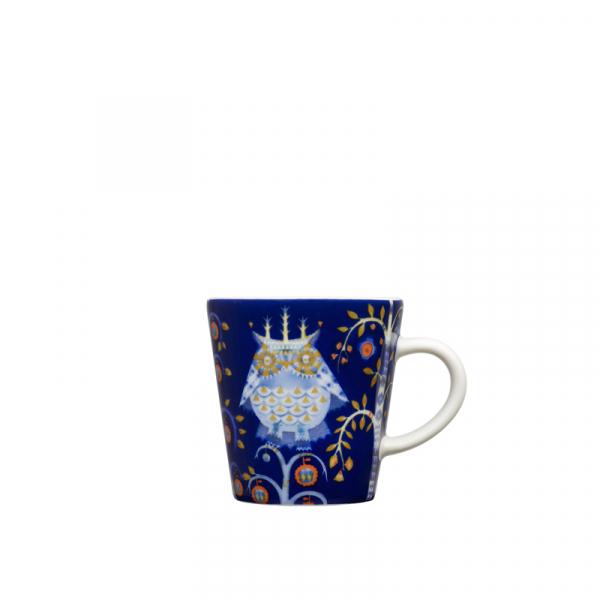 Espressokop 0,10 l blauw