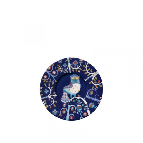 Koffieschotel 15 cm blauw