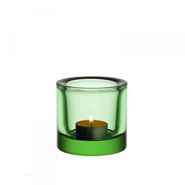 Waxinelichthouder 6 cm Apple Green