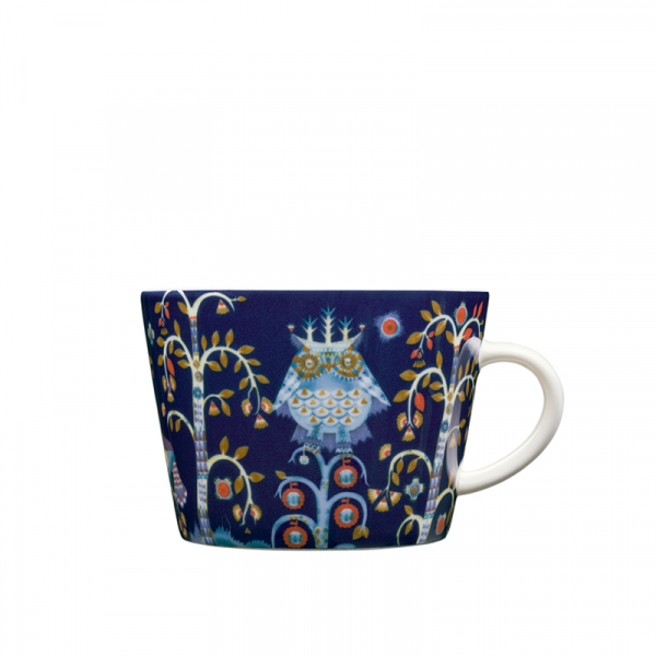 Koffiekop 0,2 l blauw
