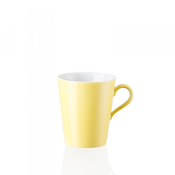 Koffiekopje 0,18 l Geel