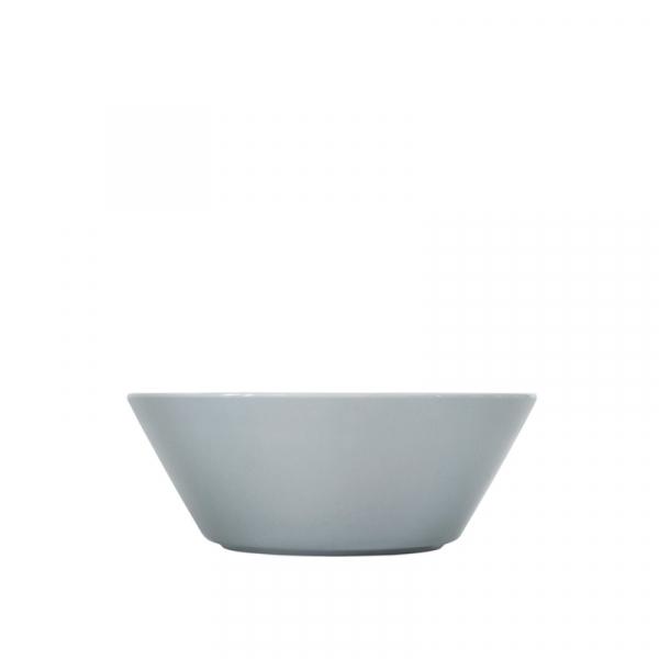Schaaltje 15 cm parelgrijs