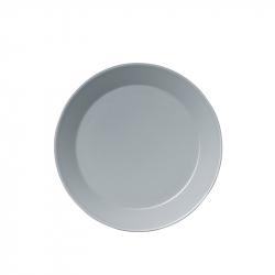 Ontbijtbord 21 cm parelgrijs