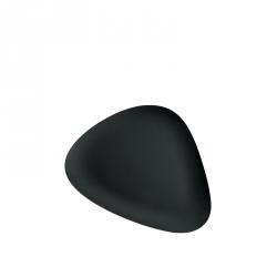 Serveerschotel zwart