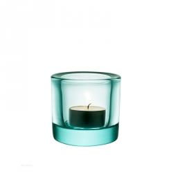 Waxinelichthouder 6 cm Water Green