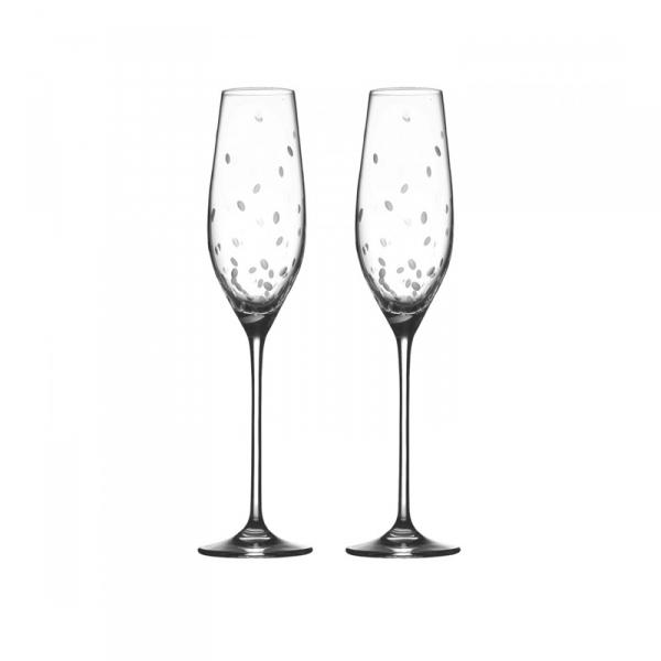 Celebration champagneglazen, per 2