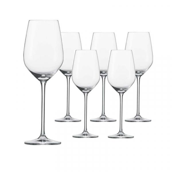 Wittewijnglas Bourgogne 0 0,40 l, per 6
