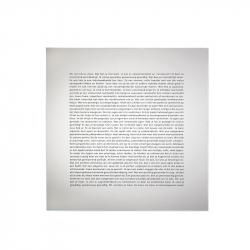 Spiegel 30 x 30 cm Nederlands