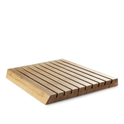 Jacob Jensen broodsnijplank bamboe 33x27x3 cm