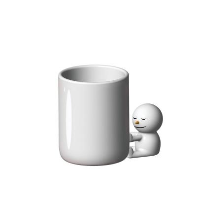 ALESSI Kerstfiguren The Hug Mug