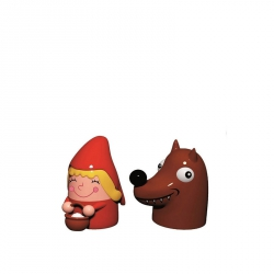 Roodkapje & de Wolf