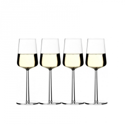 Wittewijnglas 0,33 l, per 4