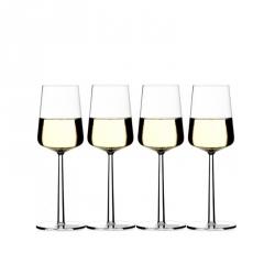 Witte wijnglas 0,33 l, per 4