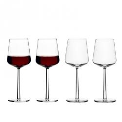 Rodewijnglas 0,45 l, per 4