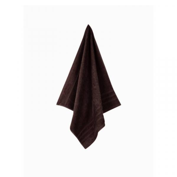 Handdoek bruin 60 x 60 cm