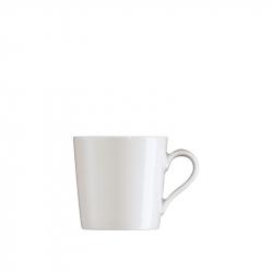 Espressokop 0,11 l wit