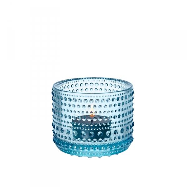 Waxinelichthouder Lichtblauw