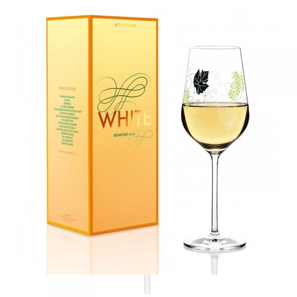 Witte wijnglas 003