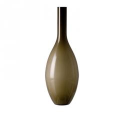 Vaas glas beige 65 cm