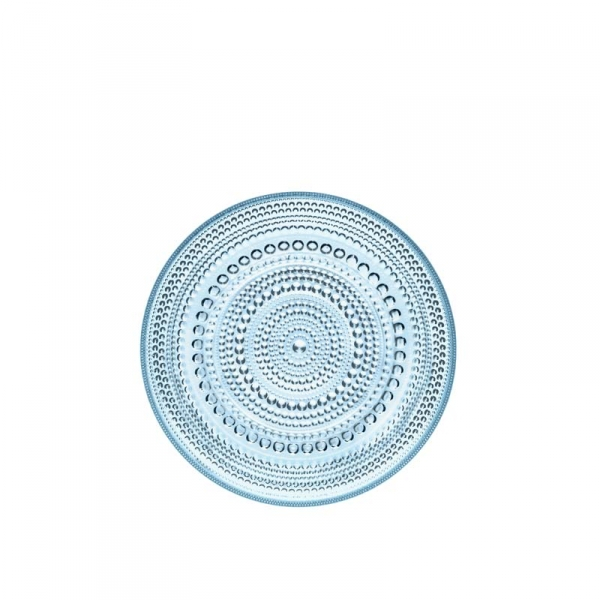 Bord 17 cm Lichtblauw