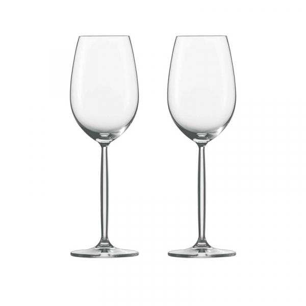 Wittewijnglas 2 0,30 l, per 2