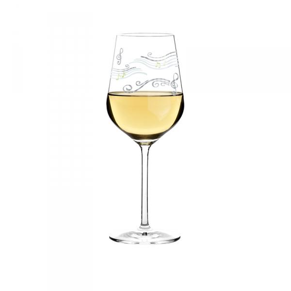 Witte wijnglas 009