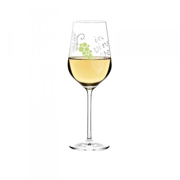 Witte wijnglas 012